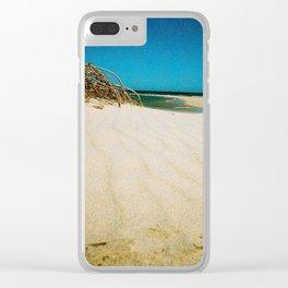 Tavira #1 Clear iPhone Case