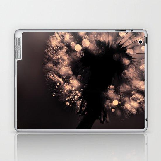 dandelion - starlight Laptop & iPad Skin