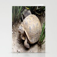 tortoise Stationery Cards featuring Tortoise by lennyfdzz