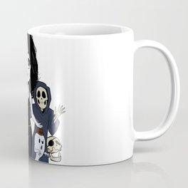 Death is a funny thing Coffee Mug