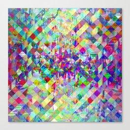 For when the segmentation resounds, abundantly. 07 Canvas Print