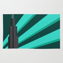 Sears Tower Rug
