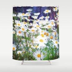 Daisy Dream Shower Curtain