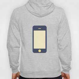 #12 iPhone Hoody