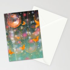 Entrance to the faerie worlds Stationery Cards
