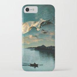 A Meditation iPhone Case