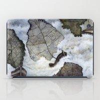 ship iPad Cases featuring Ship by Andreas Derebucha