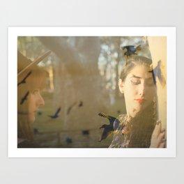 The Valente Sisters, No. 8 Art Print