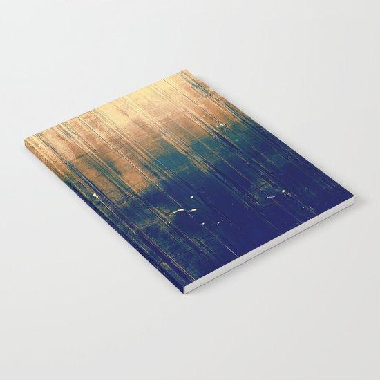 Vintage Dark Notebook