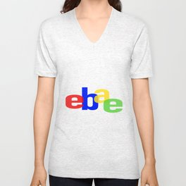 Ebae Unisex V-Neck