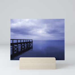 Serenity on the Lake Mini Art Print
