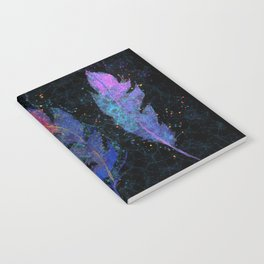 The magic feathers Notebook