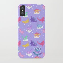 Aroarasaur iPhone Case