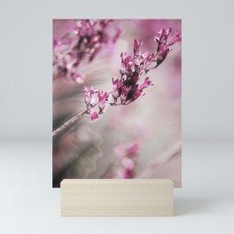 ROSE SPANGLES no1-Butterfly Mini Art Print