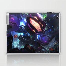 Battle Boss Ziggs League of Legends Laptop & iPad Skin