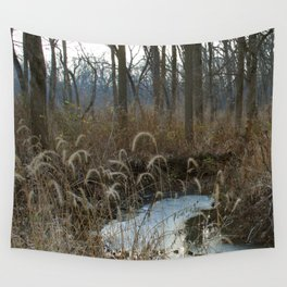 Until the Fawn Wall Tapestry