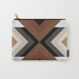 Geometric Art with Bands 05 Carry-All Pouch