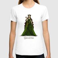 valar morghulis T-shirts featuring Yavanna by wolfanita