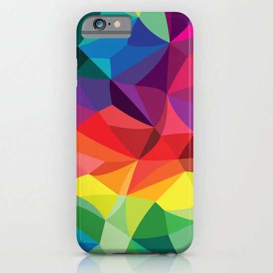 Color Shards iPhone & iPod Case