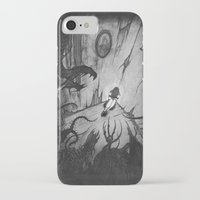 monsters iPhone & iPod Cases featuring Monsters by Michael Brack