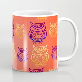 Owl Nation Coffee Mug