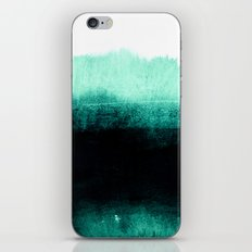 into the deep green iPhone & iPod Skin