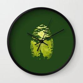 Easter Egg Wall Clock