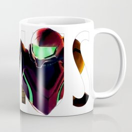 Samus Coffee Mug