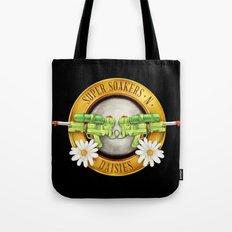 Super Soakers n Daisies Tote Bag