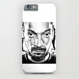 Hip hop - snoop Dogg iPhone Case