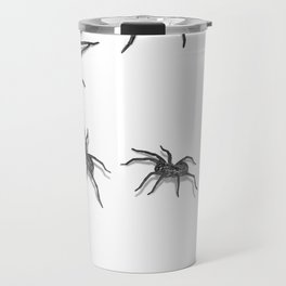 Wolf Spiders Travel Mug