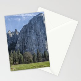 Cathedral Rock and Spires Stationery Cards