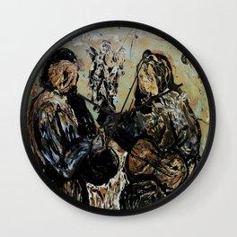 Romancing Wall Clock