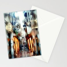 Understatement previously evidenced by opposition. Stationery Cards
