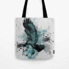 HAWK DIVE Tote Bag