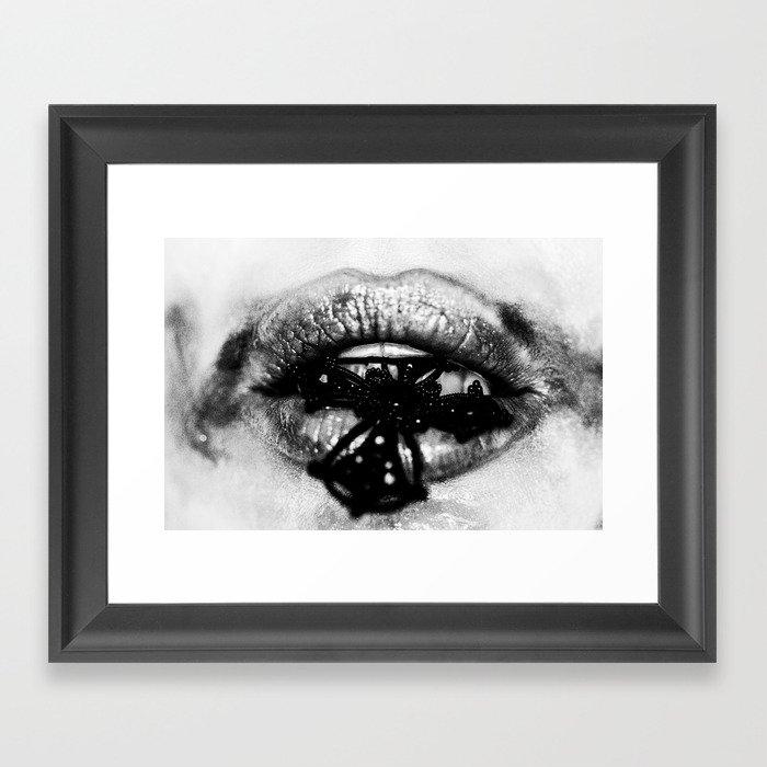 RELIGION Framed Art Print