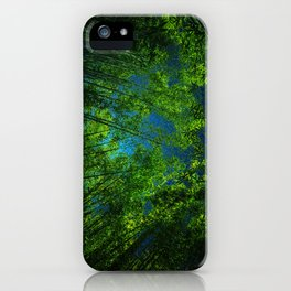 Reaching the stars iPhone Case
