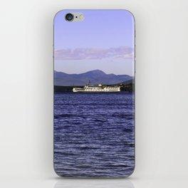 MS Mount Washington iPhone Skin
