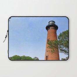 Currituck Beach Light Station Laptop Sleeve