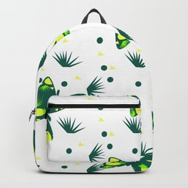 Tropical Butterflies Backpack