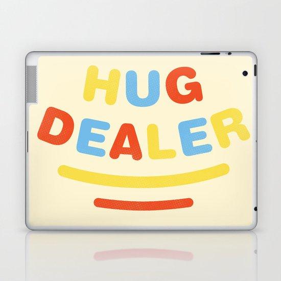 Hug Dealer Laptop & iPad Skin