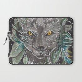 Keliki Wolf Laptop Sleeve