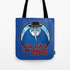 The King of Ice Tote Bag