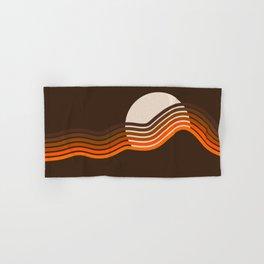 Sundown Stripes Hand & Bath Towel
