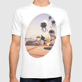 Fear and Loathing on Tatooine T-shirt