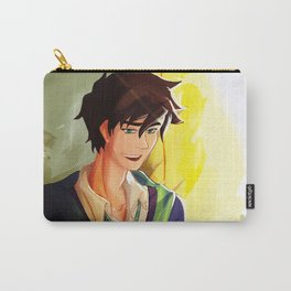 Percy Jackson in Hogwarts Carry-All Pouch