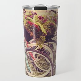 Beach Cruisers Travel Mug