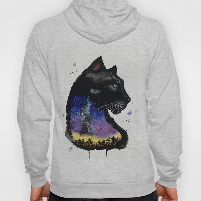 Galaxy Panther Hoody