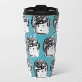 Minifigure Pattern - Cool Travel Mug