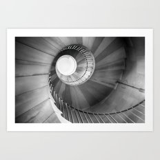 Building architecture Art Print
